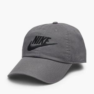 Nike Gray Futura Washed H86 Cap